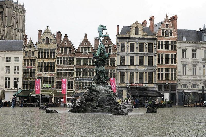 2019-10-08 Antwerp, Belgium